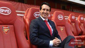 Emery defiende a la estrella del Arsenal tras ser abucheado por sus propios seguidores