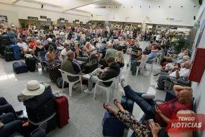 El colapso de Thomas Cook golpea a los turistas en las Islas Baleares y Canarias de España 6