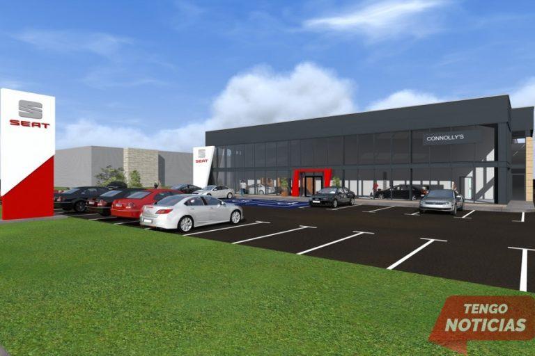 Connolly Motor Group abrirá un nuevo concesionario SEAT