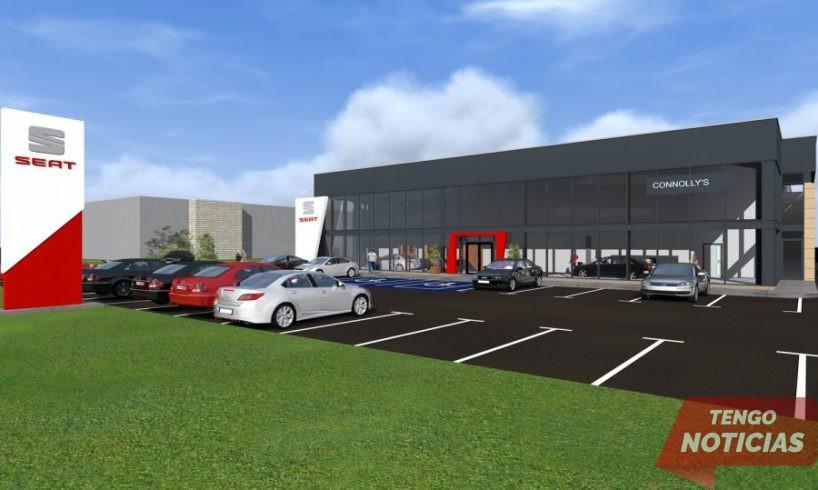Connolly Motor Group abrirá un nuevo concesionario SEAT 1