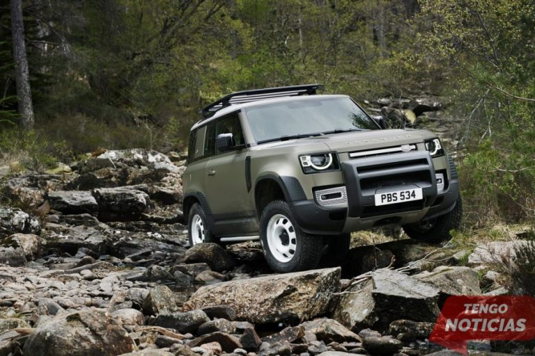 El nuevo Land Rover Defender está aquí