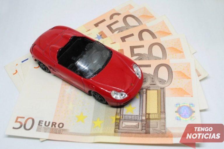 Aumenta la financiación excepcional de automóviles