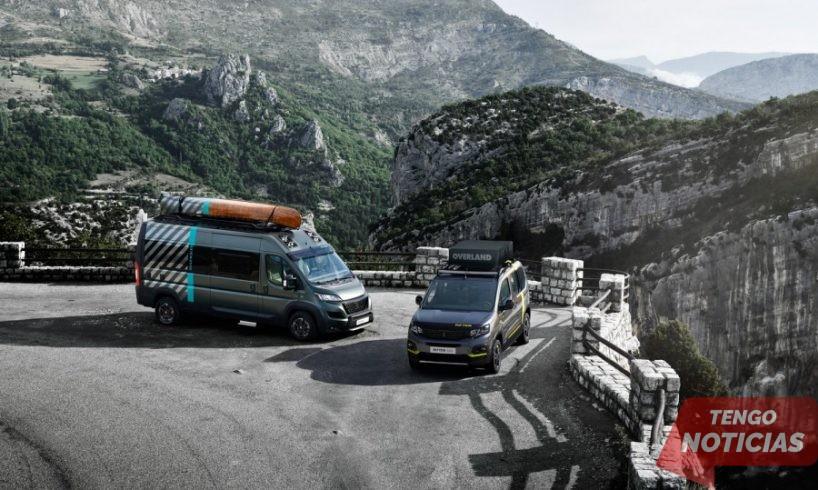 Peugeot Boxer 4x4 Concept - Nuevo Campero 1