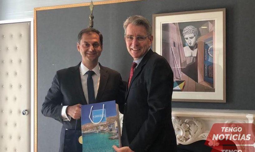 Grecia quiere mejorar sus relaciones turísticas con Estados Unidos 1