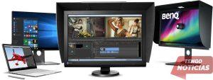 Consejos para elegir su monitor de edición de fotos o vídeo