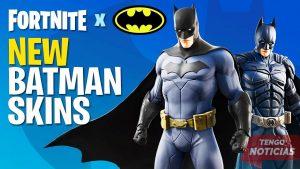 El crossover de Fortnite Batman ya ha llegado