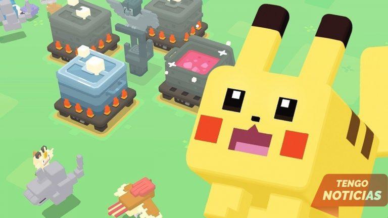 China recibe una versión mejorada de Pokémon Quest