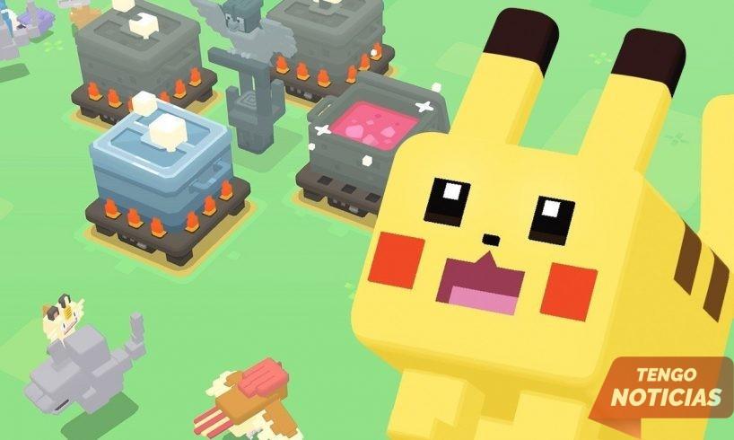 China recibe una versión mejorada de Pokémon Quest 1