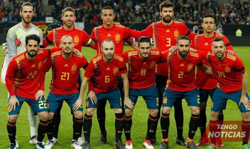 España derrota a las Islas Feroe por sexta vez consecutiva 1