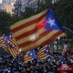"""Los separatistas instan a la """"desobediencia civil"""" si los líderes catalanes son condenados 46"""