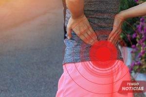 Dolor de espalda con la Regla: Causas, diagnóstico y tratamiento 3
