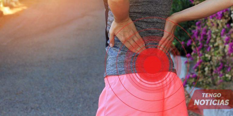 Dolor de espalda con la Regla: Causas, diagnóstico y tratamiento