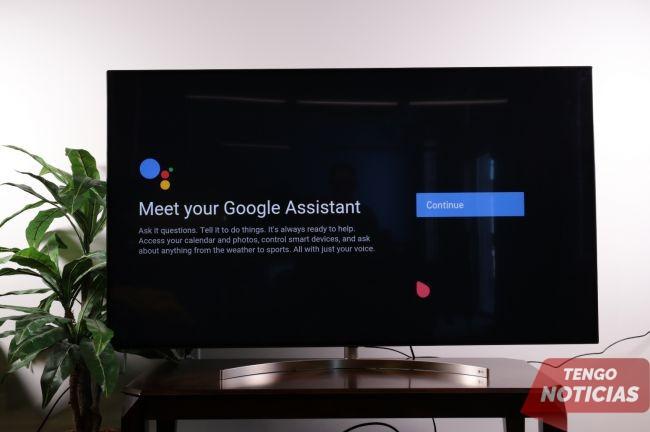 Como configurar control por voz de tu Smart TV LG 2
