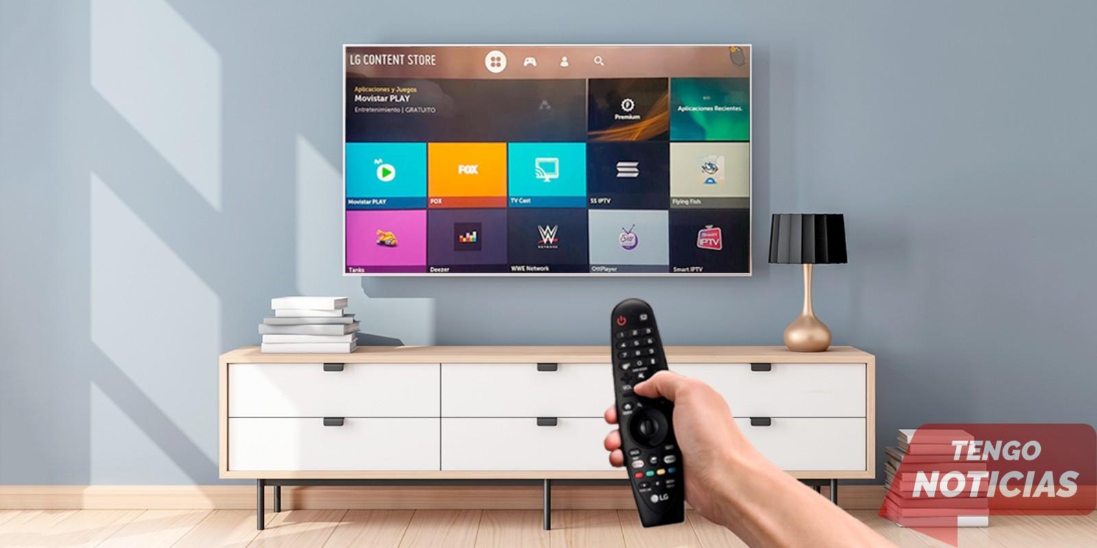 Como sacar el mejor provecho a mi Smart TV 1