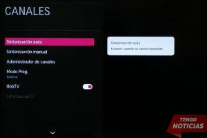 Cómo configurar tu Smart TV LG 12