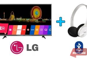 Como conectar Bluetooth a TV LG 1