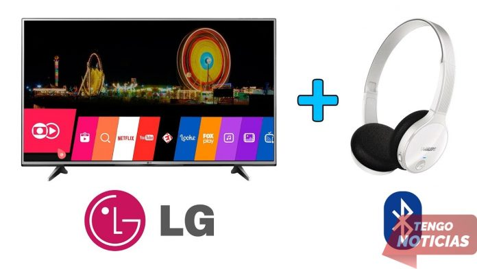 Como conectar Bluetooth a TV LG 8