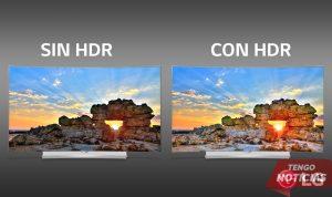 Cómo activar el HDR en tu Smart TV LG