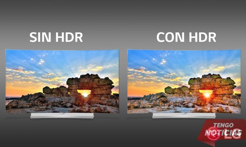 Cómo activar el HDR en tu Smart TV LG 1