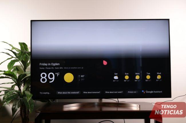 Como configurar control por voz de tu Smart TV LG 5