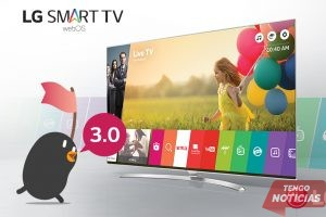 Cómo configurar tu Smart TV LG 6