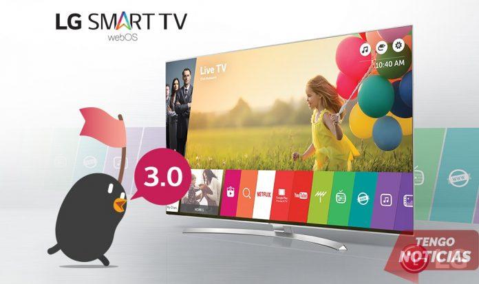 Cómo configurar tu Smart TV LG 7