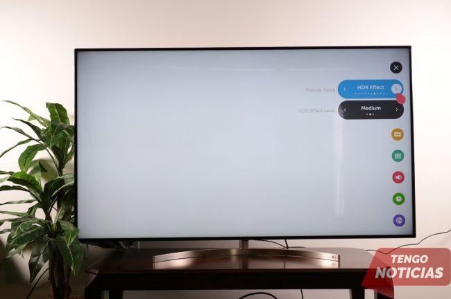 Cómo activar el HDR en tu Smart TV LG 3