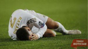 La pesadilla del Real Madrid con Hazard continúa