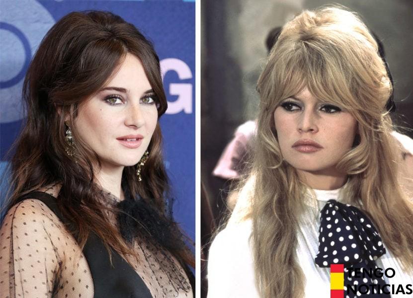 Las tendencias de belleza más TOP en este momento son los estilos retro de los años 60 2