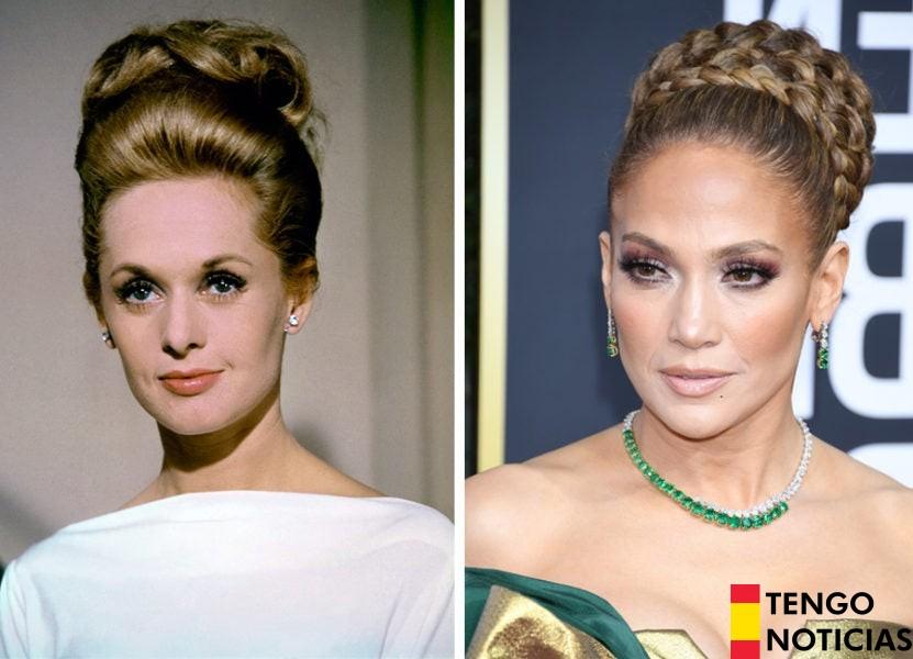 Las tendencias de belleza más TOP en este momento son los estilos retro de los años 60 3