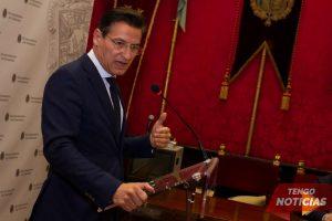 El alcalde de Granada delega en Vox la comisión de control de los grandes contratos 5