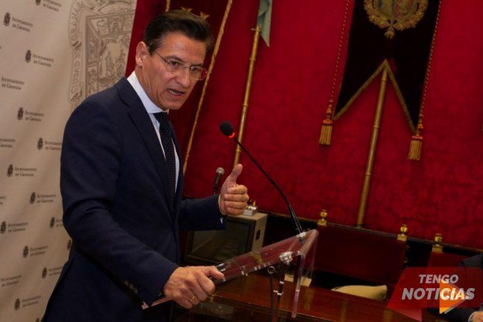 El alcalde de Granada delega en Vox la comisión de control de los grandes contratos 1