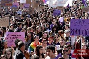 VÍDEO: Twittera anima a las mujeres a ir el 8M a Vistalegre y no a las manifestaciones 3