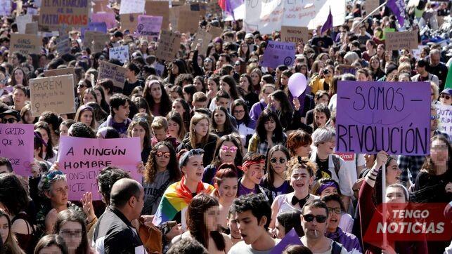 VÍDEO: Twittera anima a las mujeres a ir el 8M a Vistalegre y no a las manifestaciones 1