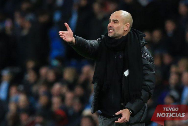 Pep Guardiola admite que podría ser despedido si el Man City pierde contra el Real Madrid en los octavos de final de la Liga de Campeones.