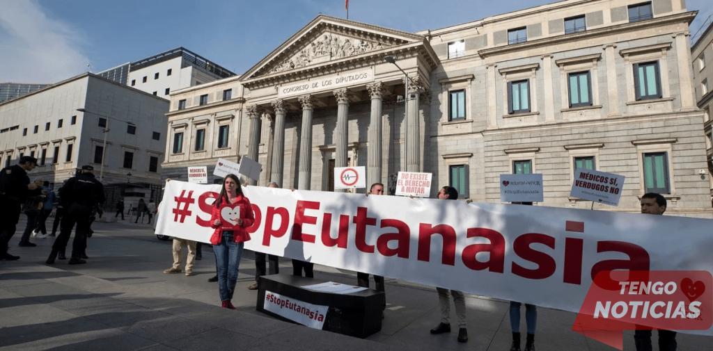 Todo sobre las leyes de eutanasia propuestas en España 1