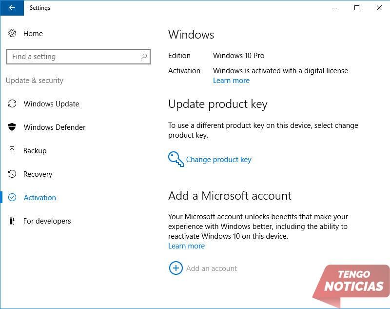Como actualizar gratis a Windows 10 1