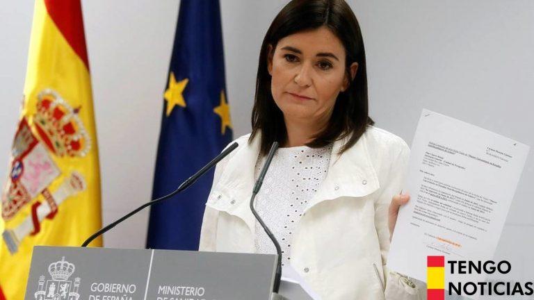 El PSOE nombra embajadora ante la OEA a un ex ministra que dimitió por plagiar su máster