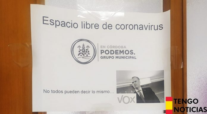 Podemos se ríe de Javier Ortega Smith por contagiarse de Coronavirus 1