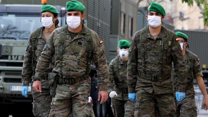 El Ejército confirma que hay ancianos conviviendo con cadáveres 1