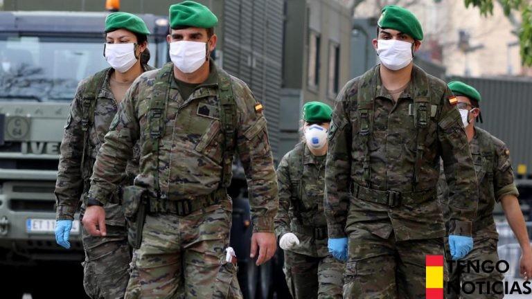 El Ejército confirma que hay ancianos conviviendo con cadáveres
