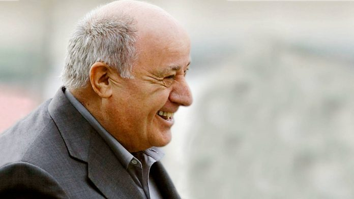 Amancio Ortega proporciono a Andalucía 100.000 mascarillas más que el Gobierno 1