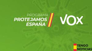 Vox pide la dimisión de Sánchez y establecer un Gobierno de Emergencia