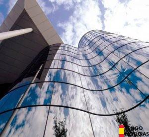 Todo sobre el vidrio curvo, la nueva tendencia arquitectónica