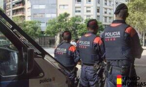 Joven desfigurada tras sufrir un robo e intento de violación por un sudamericano en el Hospitalet de Llobregat