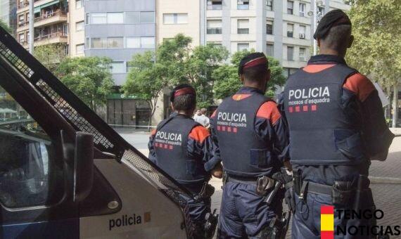 Joven desfigurada tras sufrir un robo e intento de violación por un sudamericano en el Hospitalet de Llobregat 1