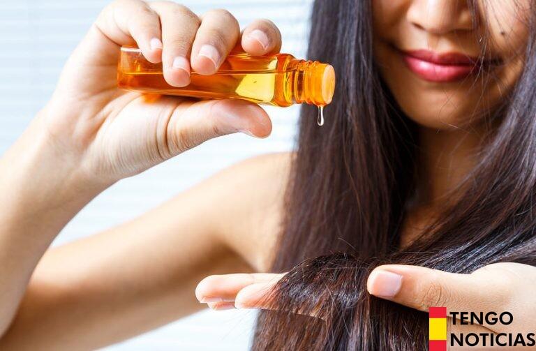 Como aplicar aceite de argán en el pelo