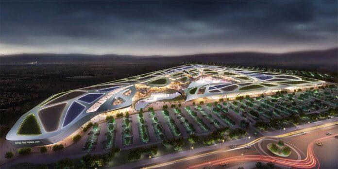 El centro comercial Open Sky de Torrejon se retrasa a finales de 2020 1