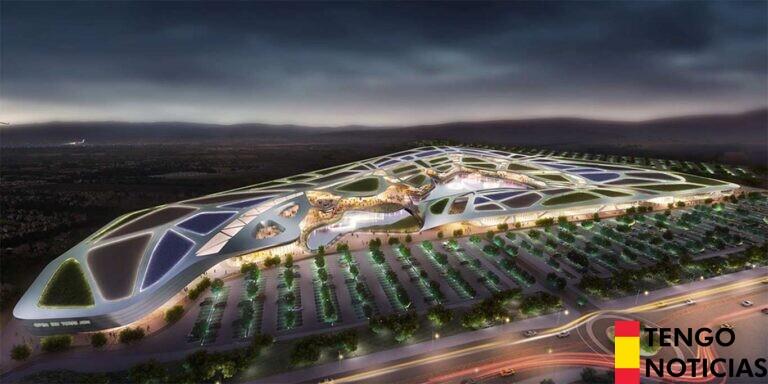 El centro comercial Open Sky de Torrejon se retrasa a finales de 2020