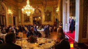 El Español celebra una polémica fiesta en tiempos de coronavirus